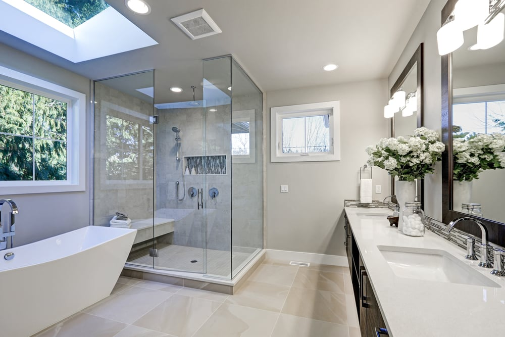 Five Clever Bathroom Lighting Tips