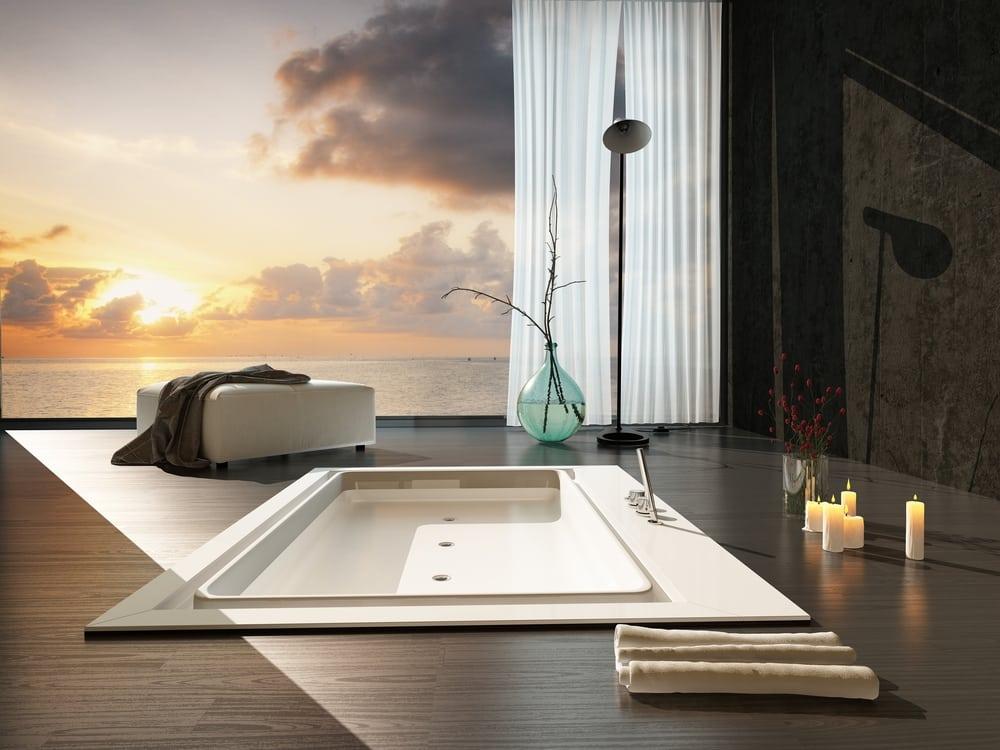Stylish Bathtub Designs