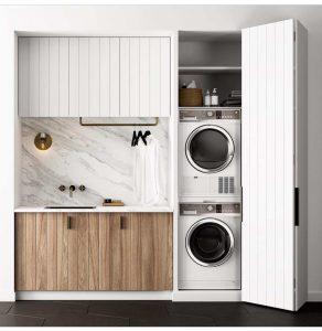 Emily Henderson Mountain Fixer Laundry Room