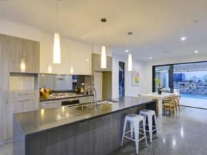 Island Benchtop Kitchen